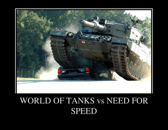 Подборка демотиваторов из world of tanks
